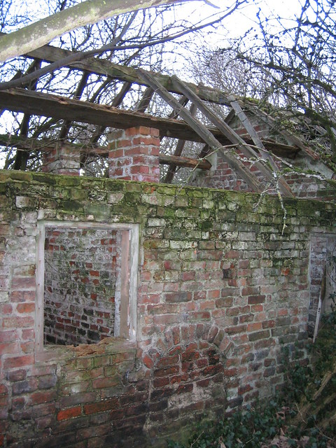 kirkleatham hall stables ruined out buildings 2