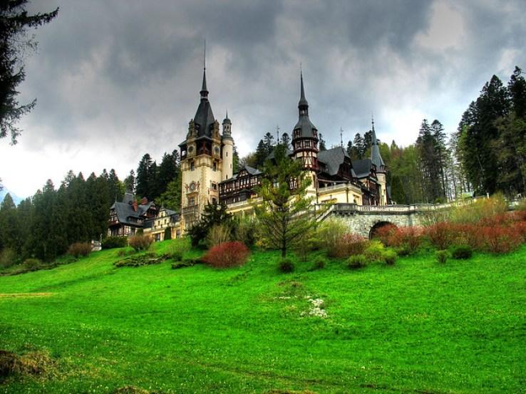 Fairytale Castle, Peles Castle, Romania