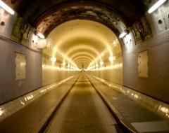 Hamburg - Tunnel