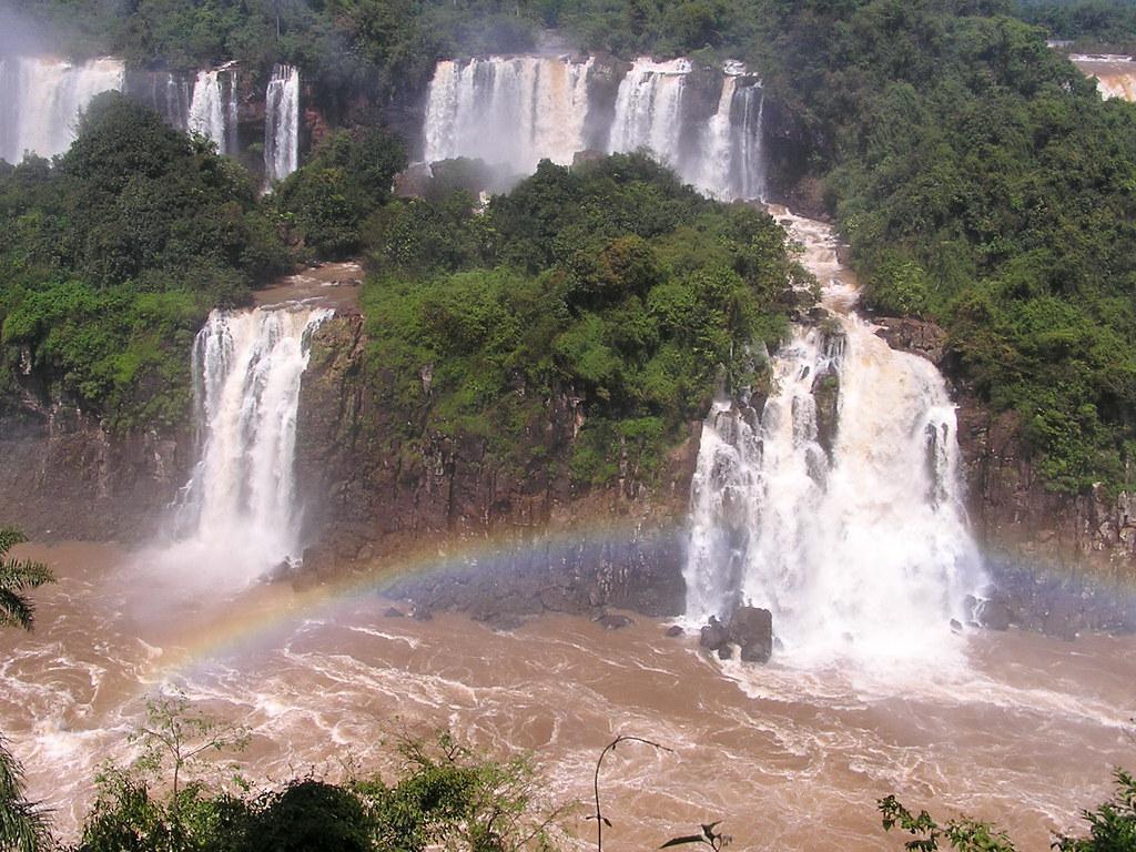 Cataratas de Iguazu Brasil 126 Patrimonio de la Humanidad Unesco