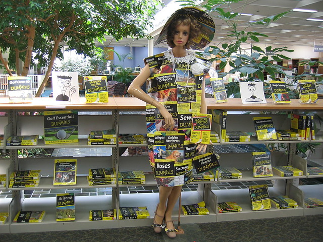 For Dummies Book Display Flickr