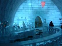 Bar Ice Hotel Alaska