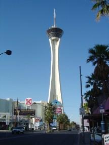 Las Vegas Stratosphere Tower - Sharing