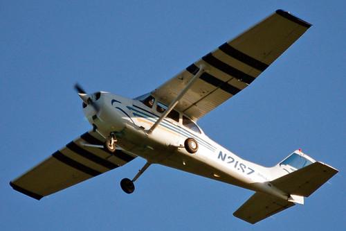 Cessna at ISZ