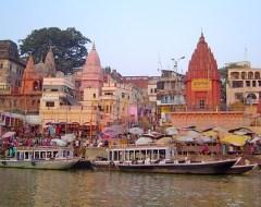 Varanasi - Ganges