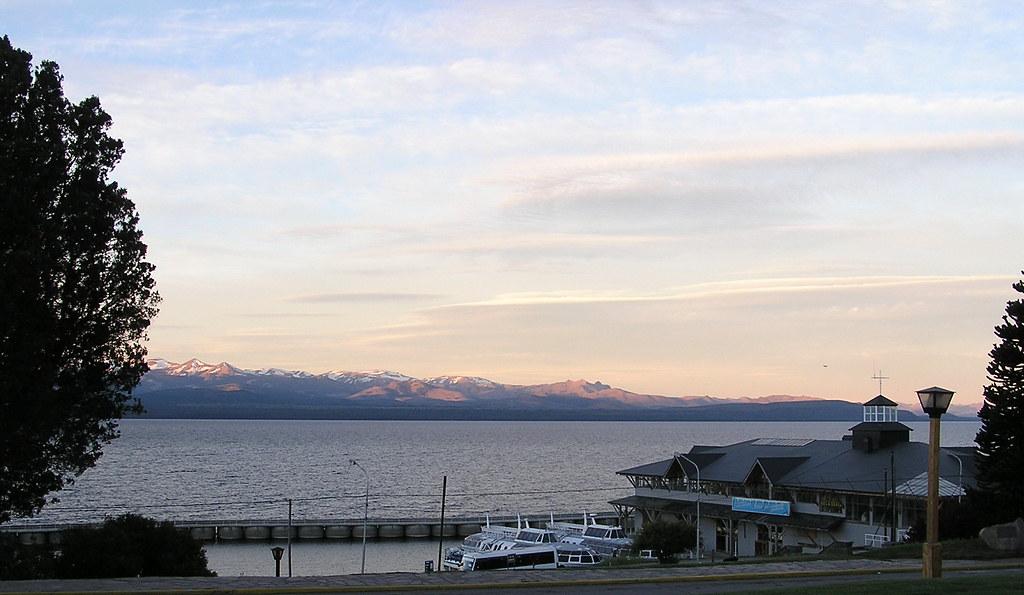 Puerto de San Carlos de Bariloche Lago Nahuel Huapi Argentina 13