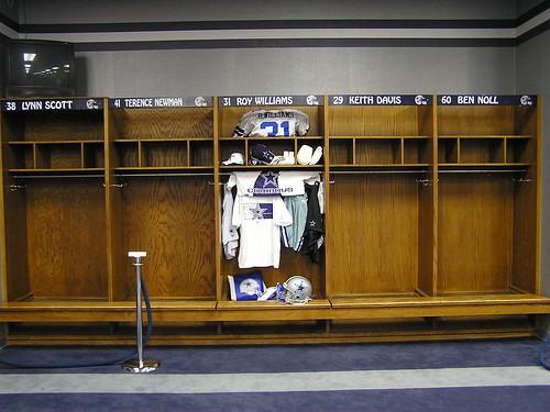 Locker Room Pics