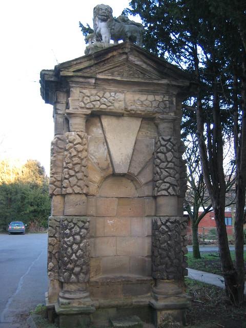 kirkleatham hall gates 1