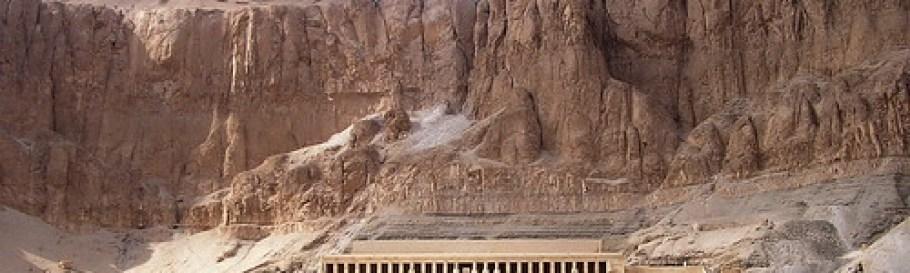 Egipto-Templo funerario de Hatshepsut