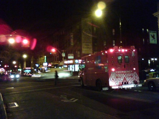 con ed emergency vehicle