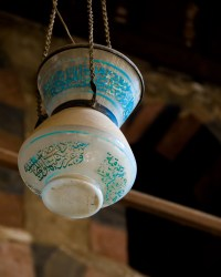 The Enamelled Glass, Mosque Lamps