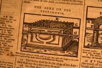 Éxodo, el arca y otras cosas