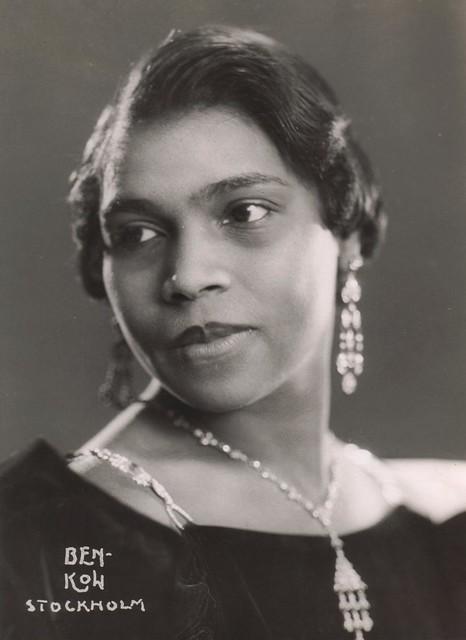 Marian Anderson 1933 Flickr Photo Sharing