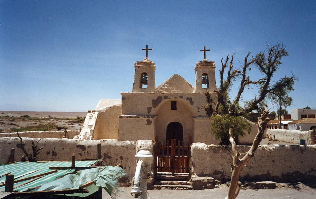 Iglesia de San Francisco de Chiu Chiu Chile 02
