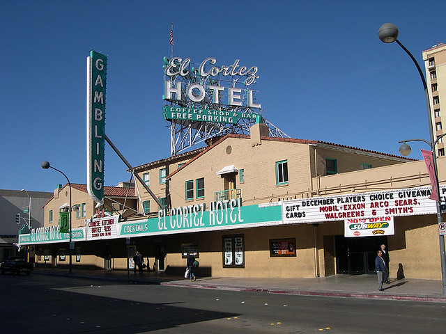 Downtown Las Vegas Casinos  a gallery on Flickr
