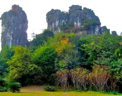 Guilin - The Camel Mountain - China