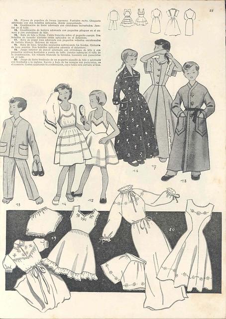 Les Enfants Nº 45, Verão 1952 - 20 by Gatochy
