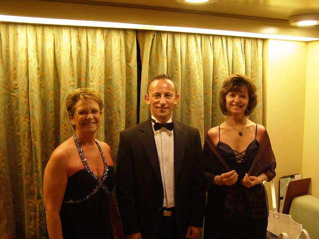 Diane, Mark & Sally Arcadia 2007