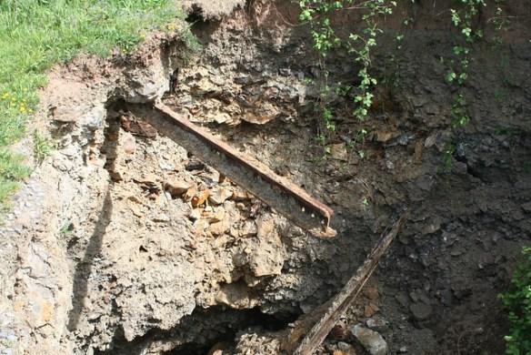 Grinkle Ironstone Mine Collapse