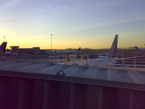 Boston--Early Flight