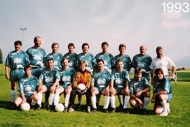 Mannschaftsfoto AH 1993