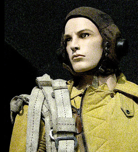 RAF Bomber Command Crew mannequin by gnawledge wurker