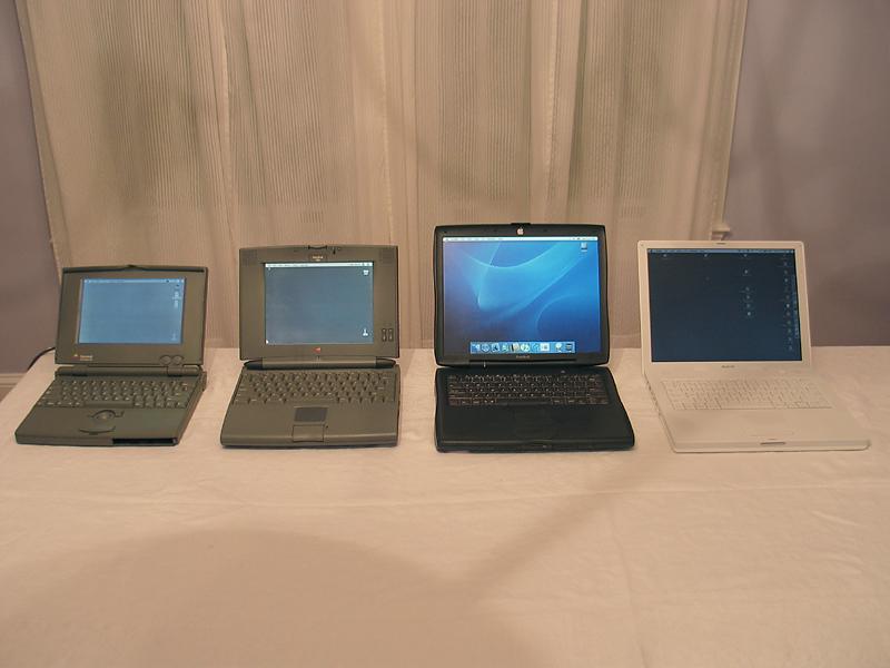 Laptop lineup