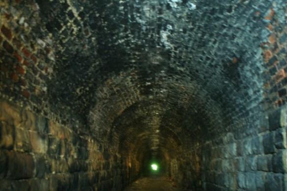 Grinkle Ironstone Mine Ridge Lane Tunnel 3