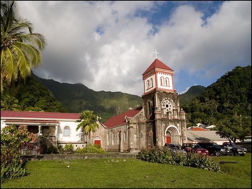 Soufrière Catholic Church