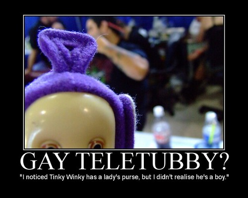 Ban The Teletubbies