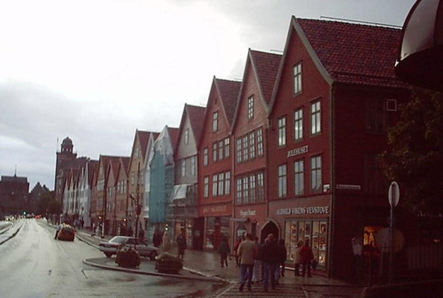 Bergen Noruega 14 Patrimonio de la Humanidad Unesco