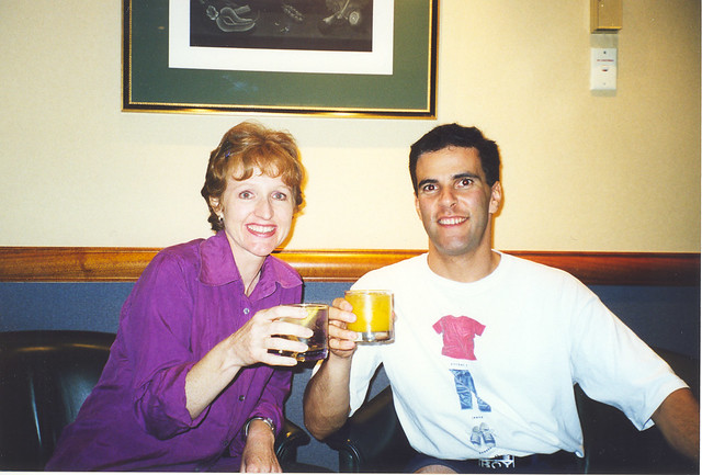 Dianne & Daniel Sydney 1998