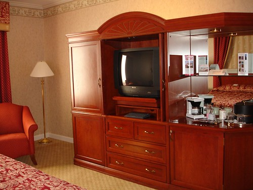 Sheraton Hotel and Casino Hotelroom, Tunica MS