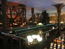 Bottom Of Eiffel Tower Paris Casino - Las Vegas