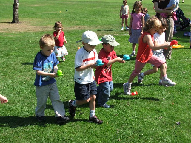 Nct Sports Day Egg And Spoon Race Flickr Photo Sharing