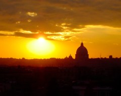 Rome - Sunset