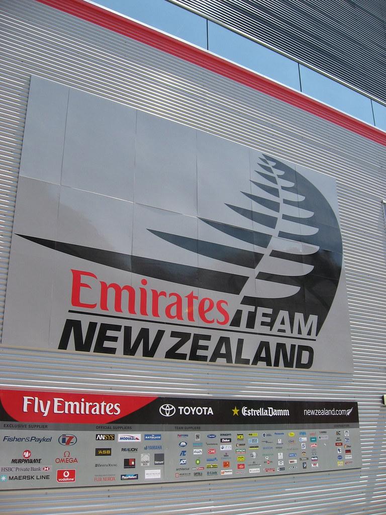 Emirates NZ base