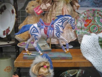 Charity Shop Window - Great Georges Street South