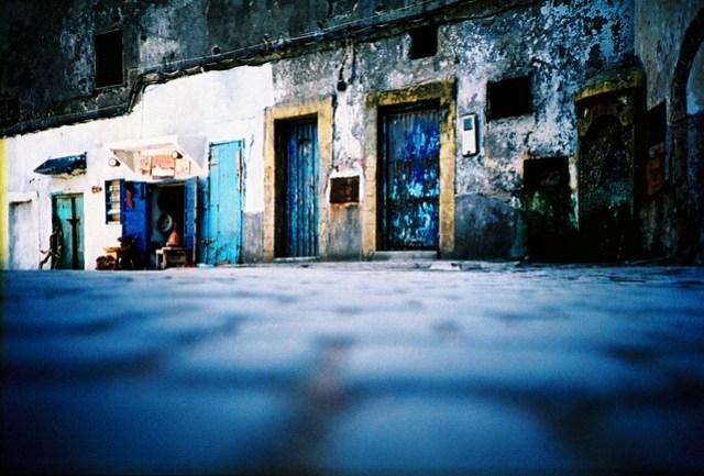 rustic street