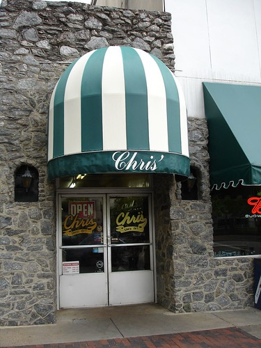 Chris' Hot Dogs in Montgomery AL