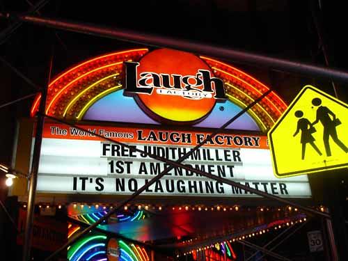 Laugh Factory Times Square