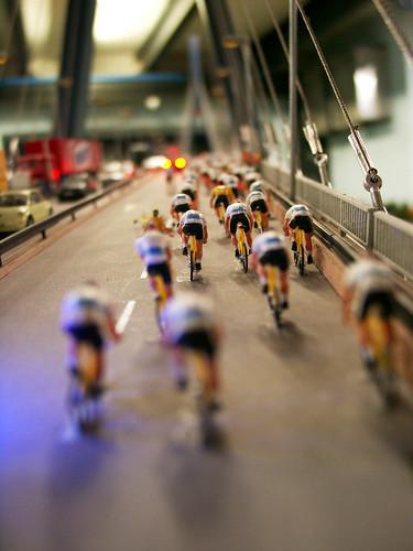 Model Bicycle Race
