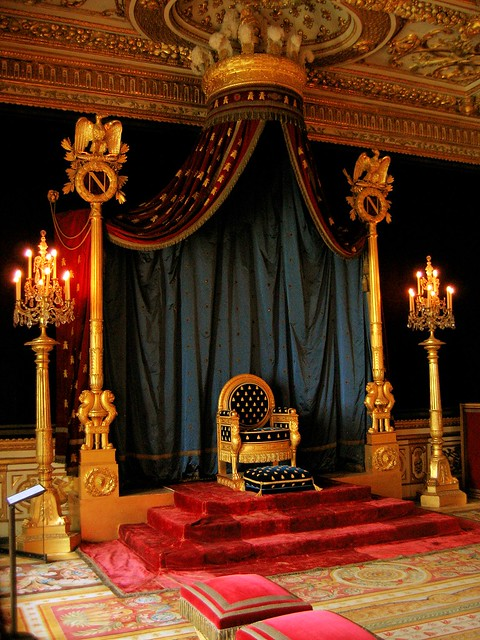 Napoleons Throne  Flickr  Photo Sharing