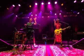 Andra Day + Chloe x Halle @ The Commodore Ballroom - December 12th 2016