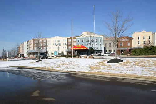 Snowy Sam's Town Casino, Tunica January 2005