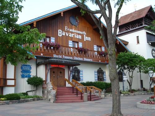 Bavarian Inn, Frankenmuth MI