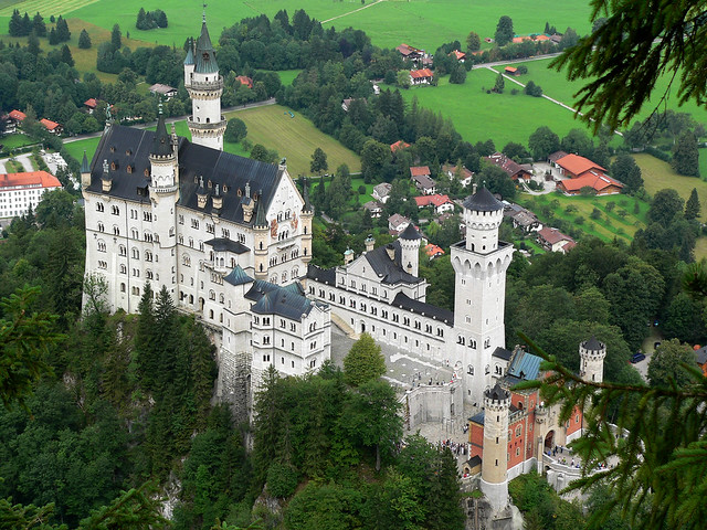 Schloss Neuschwanstein, things to do in munich, should i visit munich or berlin?