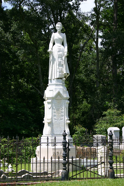 Laura Kelly Monument, Kosciusko MS