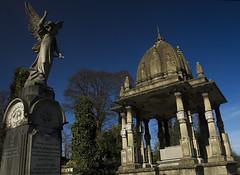 Mr Roy's tomb