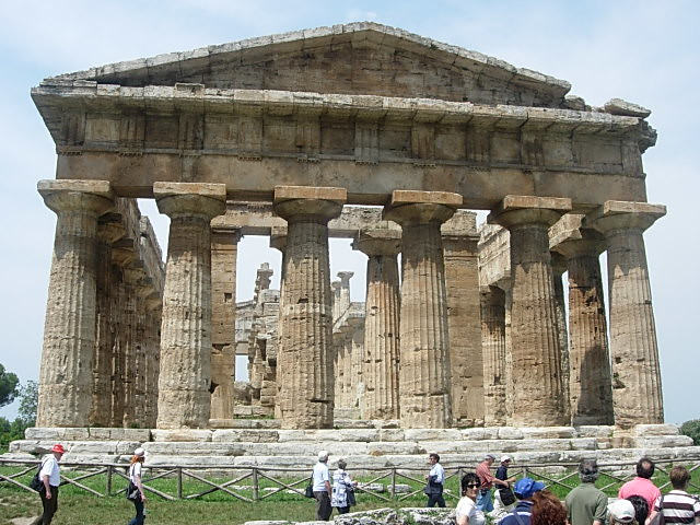 Paestum #4 - Neptune's  Temple